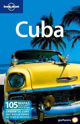 GUÍA LONELY PLANET  CUBA