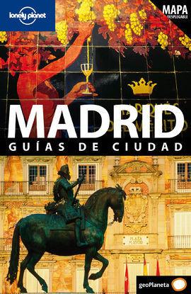 GUÍA LONELY PLANET CIUDADES MADRID