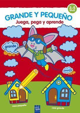 JUEGA, PEGA Y APRENDE