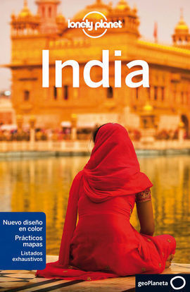 INDIA  LONELY PLANET 2012