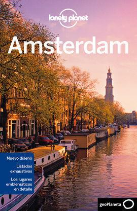 AMSTERDAM (4ª) LONELY PLANET (2012)