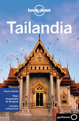 TAILANDIA (5ª)  LONELY PLANET