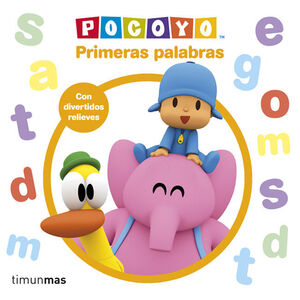 POCOYO PRIMERAS PALABRAS