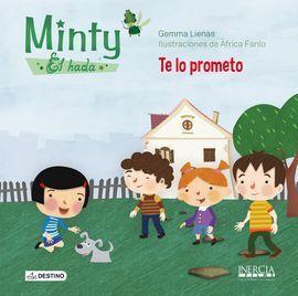 MINTY, EL HADA. TE LO PROMETO