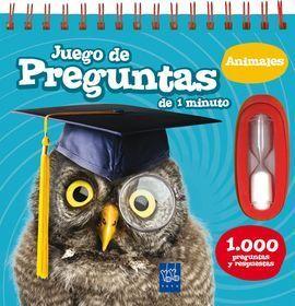 JUEGO DE PREGUNTAS DE 1 MINUTO