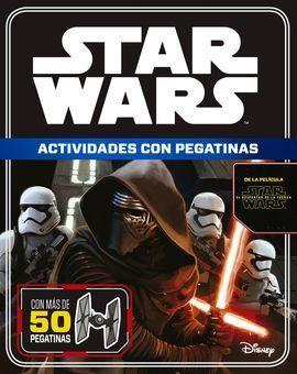 STAR WARS 7. ACTIVIDADES CON PEGATINAS