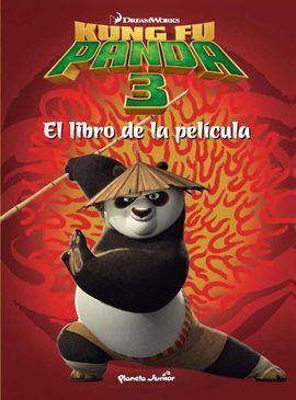 KUNG FU PANDA 3. EL LIBRO DE LA PELICULA