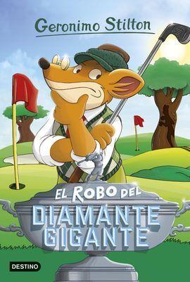 EL ROBO DEL DIAMANTE GIGANTE