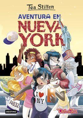 AVENTURA EN NUEVA YORK