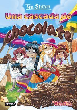 TS 19N. UNA CASCADA DE CHOCOLATE
