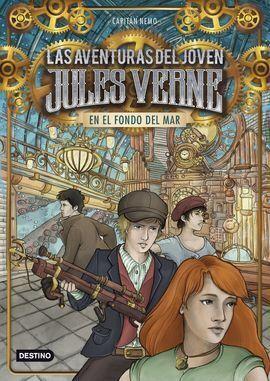 JULES VERNE 4. EN EL FONDO DEL MAR