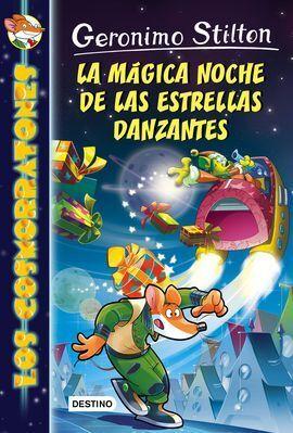 GS COSM 8.LA MAGICA NOCHE DE LAS ESTRELLAS DANZANT