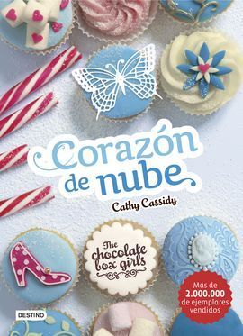 CHOCOLATE BOX 2. CORAZON DE NUBE