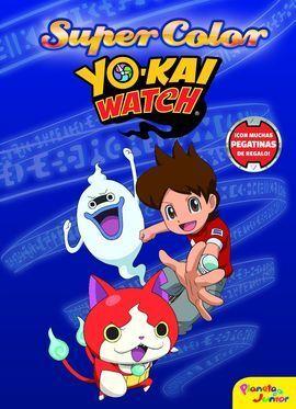 YO-KAI WATCH. SUPERCOLOR