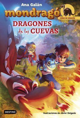MONDRAGO 4. DRAGONES DE LAS CUEVAS