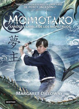 MOMOTARO 1. XANDER Y LA ISLA DE LOS MONSTRUOS