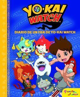 YO-KAI WATCH. DIARIO DE UN FAN DE YO-KAI WATCH