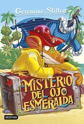 EL MISTERIO DEL OJO DE ESMERALDA