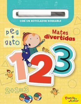 PEG + GATO. MATES DIVERTIDAS