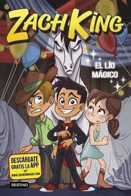 ZACH KING 2. EL LIO MAGICO