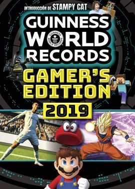 GUINNESS WORLD RECORDS 2019. GAMER S EDITION