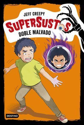 SUPERSUSTOS 3. EL DOBLE MALVADO