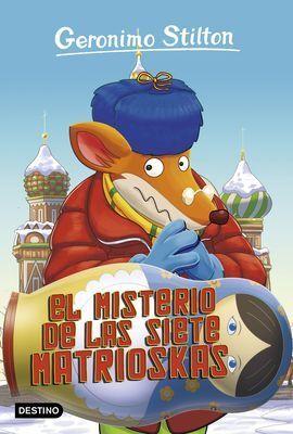 EL MISTERIO DE LAS SIETE MATRIOSKAS