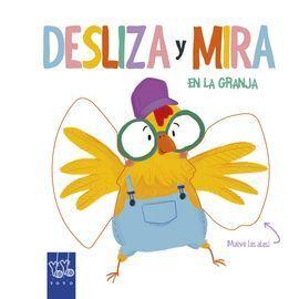 DESLIZA Y MIRA. EN LA GRANJA