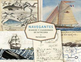NAVEGANTES. DIARIOS Y CUADERNOS DE BITACORA