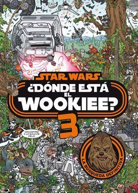 STAR WARS. ¿DONDE ESTA EL WOOKIEE? 3