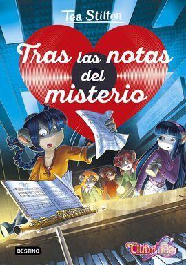 DETECTIVES DEL CORAZÓN 3. TRAS LAS NOTAS DEL MISTERIO