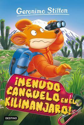 GS26N. ¡MENUDO CANGUELO EN EL KILIMANJARO!