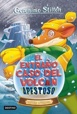 GS39N. EL EXTRAÑO CASO DEL VOLCAN APESTOSO