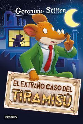 GS49N. EL EXTRAÑO CASO DEL TIRAMISU