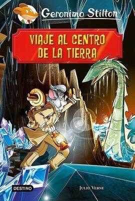 GS. VIAJE AL CENTRO DE LA TIERRA