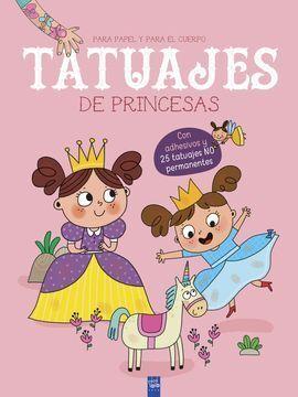 TATUAJES DE PRNCESAS