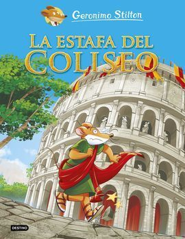 LA ESTAFA DEL COLISEO. COMIC GS2