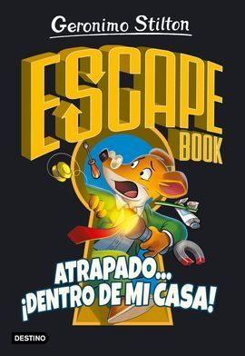GS. ESCAPE BOOK