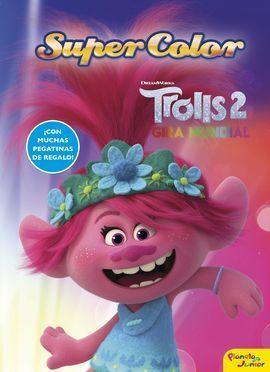 TROLLS 2. SUPERCOLOR