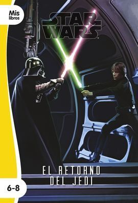 STAR WARS. EL RETORNO DEL JEDI. NARRATIVA