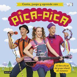 CANTA, JUEGA Y APRENDE CON PICA-PICA