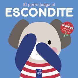 EL PERRO JUEGA AL ESCONDITE
