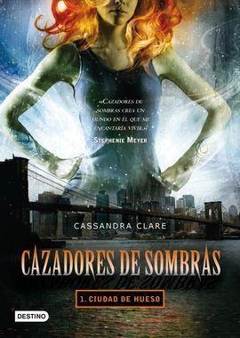 PACK CAZADORES DE SOMBRAS CIUDAD HUESO 2021 TODO EL CANAL