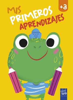 MIS PRIMEROS APRENDIZAJES +3