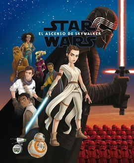 STAR WARS. EL ASCENSO DE SKYWALKER. CUENTO