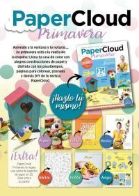 PAPER CLOUD PRIMAVERA