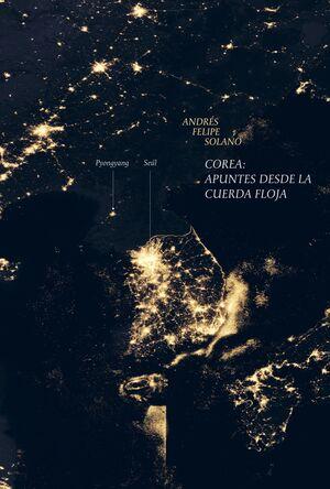 COREA: APUNTES DESDE LA CUERDA FLOJA