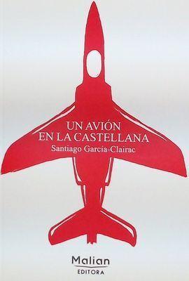 AVIÓN EN LA CASTELLANA