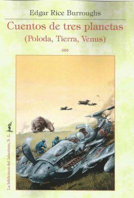 CUENTOS DE TRES PLANETAS (POLODA, TIERRA, VENUS)