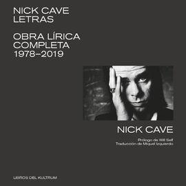 NICK CAVE LETRAS